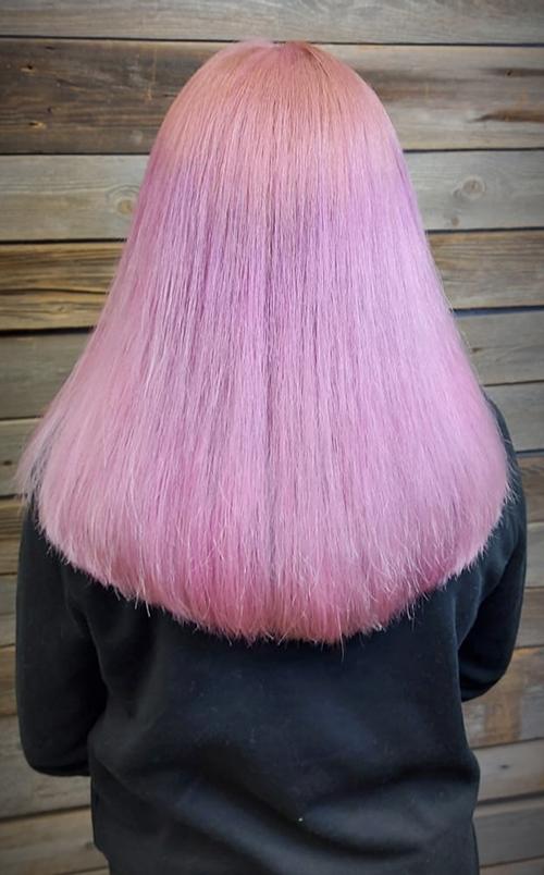 Pitkät hiukset | Rose Hair